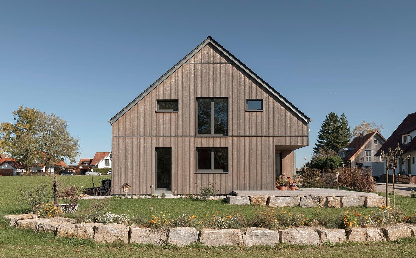 Individuelle Architektur für mehr Lebensqualität