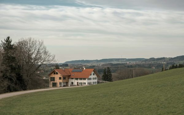 Holzhaus aus dem Allgäu