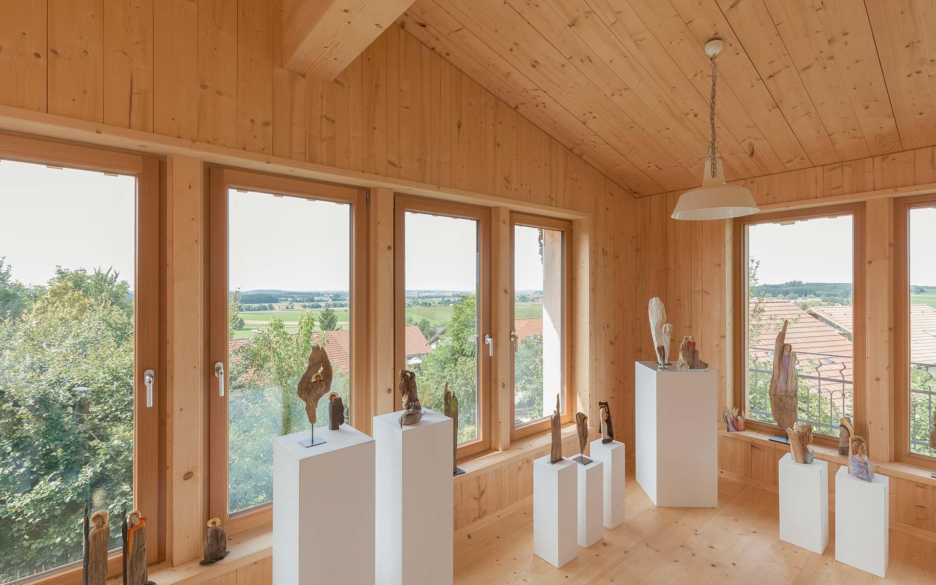 Kunst und Holz mit Syno R®