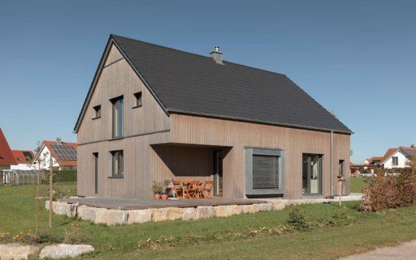 Moderne Architektur im Allgäu