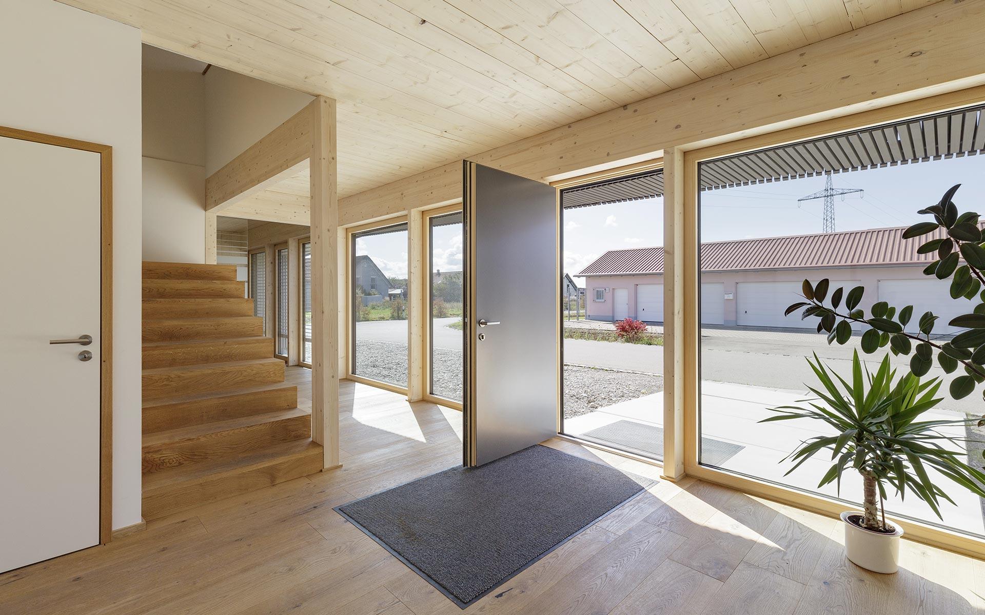 Fenster und Licht sind wichtig für Wohnqualität